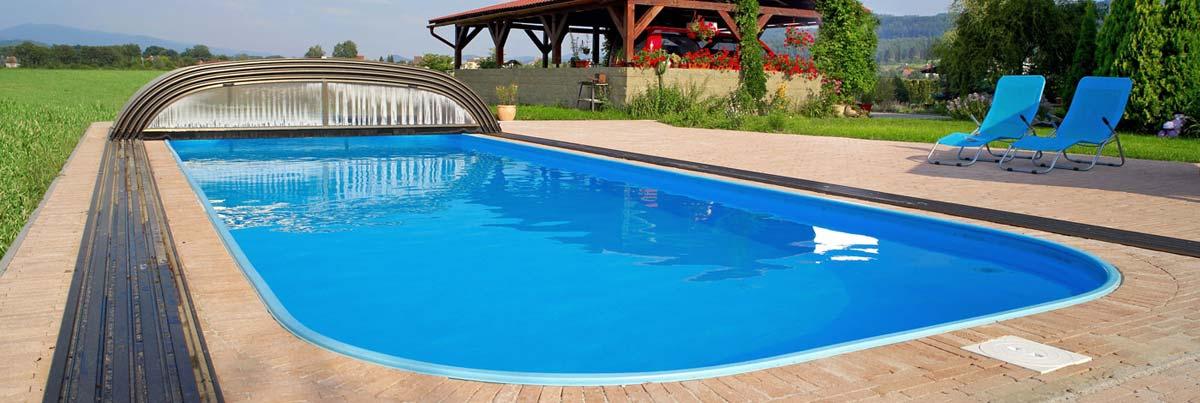 Bazény - přelivové, klasické, komerční
