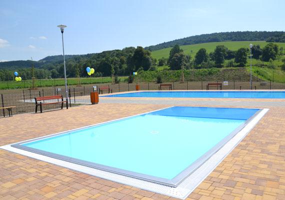 Bazény na verejnú prevádzku