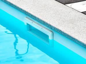 Bazénový skimmer