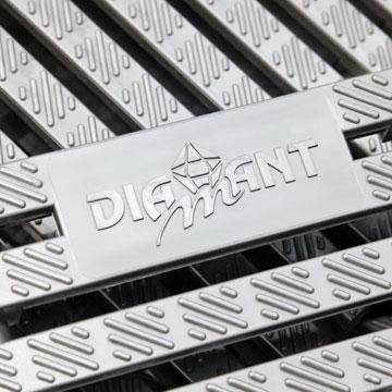 DIAMANT Design - Überlaufgitter