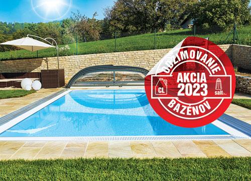 Ponuka jarného servisu bazénu a jeho príprava na kúpaciu sezónu 2018