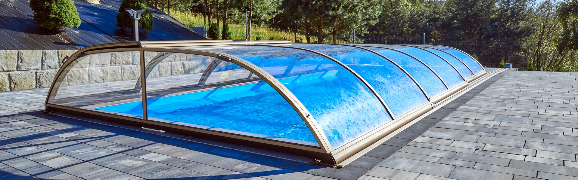 Symfonie | Pool Enclosures - Diamant Unipool s.r.o.