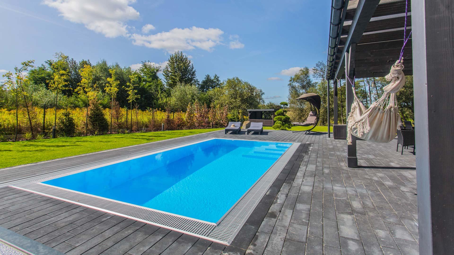 Klasické bazény