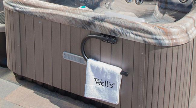 Wellis Towelbar - Držák na ručník