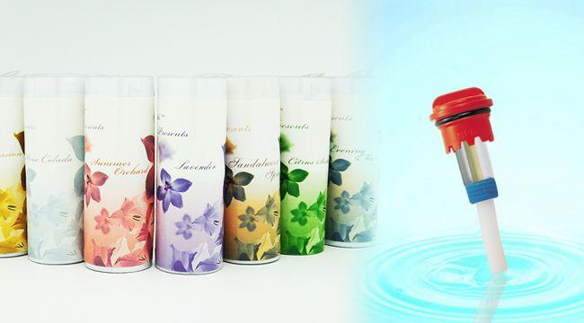 Cartridge pro aromaterapii