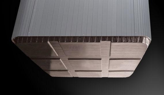 Podlahový panel - vysoká odolnost