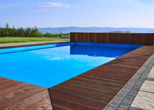 skimmerový bazén Diamant