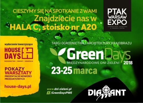 Międzynarodowe dni zieleni 2018