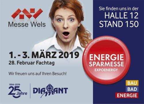 Zveme na výstavu: Bau BAd Energie v rakouském Welsu