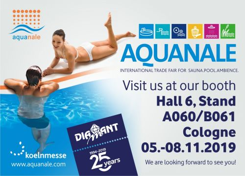Diamant Unipool at Aquanale 2019